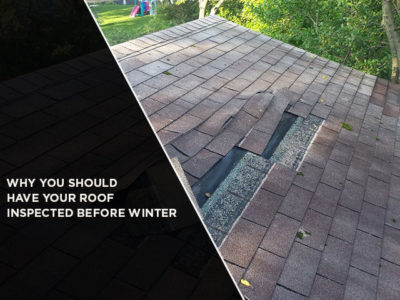 Why You Should Have Your Roof Inspected Before Winter