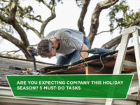 Are You Expecting Company This Holiday Season? 5 Must-Do Tasks