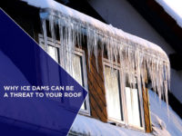 Why Ice Dams Can Be a Threat to Your Roof