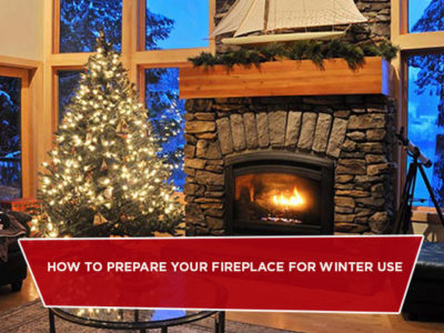How to Prepare Your Fireplace for Winter Use