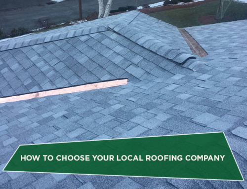 How to Choose Your Local Roofing Company