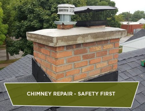 Chimney Repair – Safety First