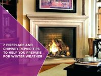 7 Fireplace And Chimney Repair Tips To Help You Prepare For Winter Weather
