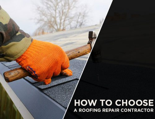 How to Choose a Roofing Repair Contractor