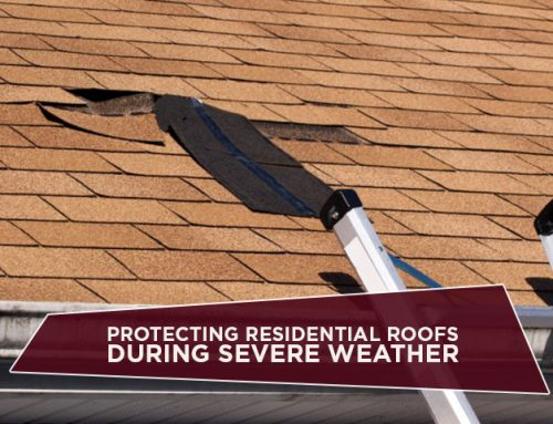Protecting Residential Roofs During Severe Weather