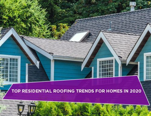Top Residential Roofing Trends For Homes In 2020