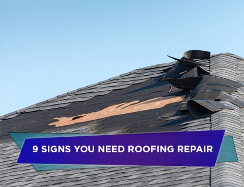 9 Signs You Need Roofing Repair