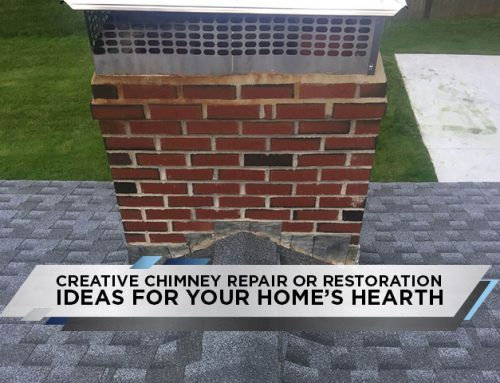 Creative Chimney Repair Or Restoration Ideas For Your Home's Hearth